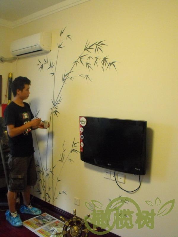 郑州墙体手绘壁画的博客