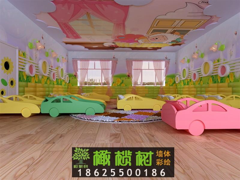 幼儿园寝室设计