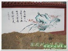 古代传统历史文化背景墙