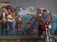 18个国外创意墙绘作品