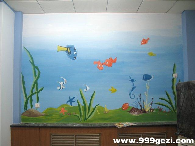 <b>幼儿园手绘墙</b>