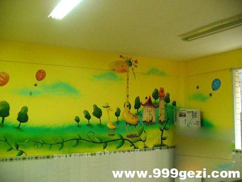 幼儿园彩绘素材1