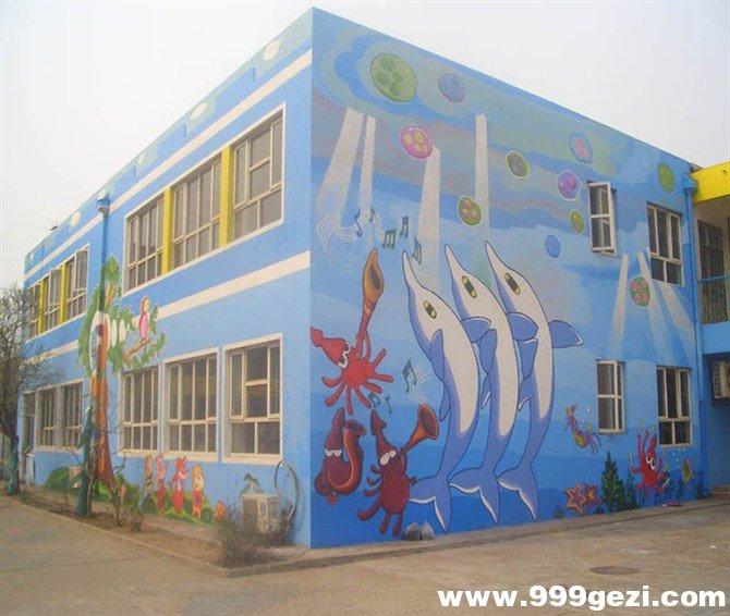 幼儿园室外素材4